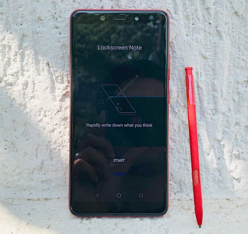 Infinix Note 5 Stylus review