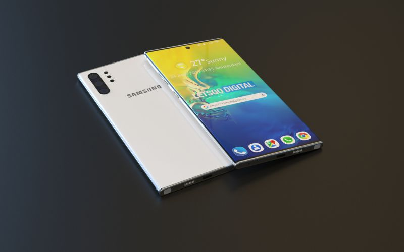 Samsung Galaxy A90 will come with Tilt OIS, Snapdragon 855