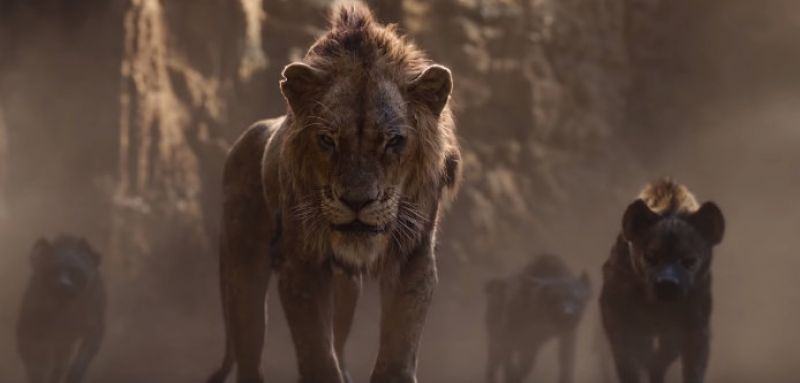 A screen grab from 'The Lion King' trailer. (Courtesy: YouTube/ Walt Disney Studios)