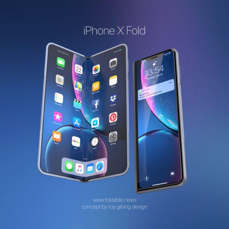 Foldable Apple iPad