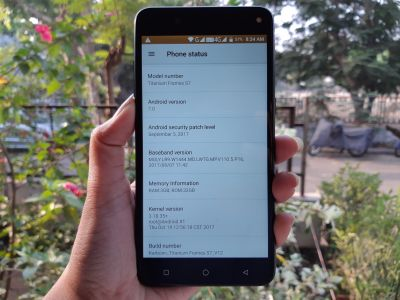 info for aea0b 9274d Karbonn Titanium Frames S7 review: Large 1080p display on a budget