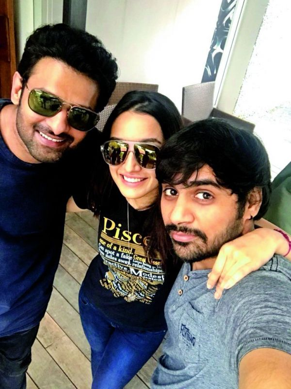 So far, every member of team of Saaho — Prabhas, Shraddha and Sujeeth has expressed extreme confidence in their film.