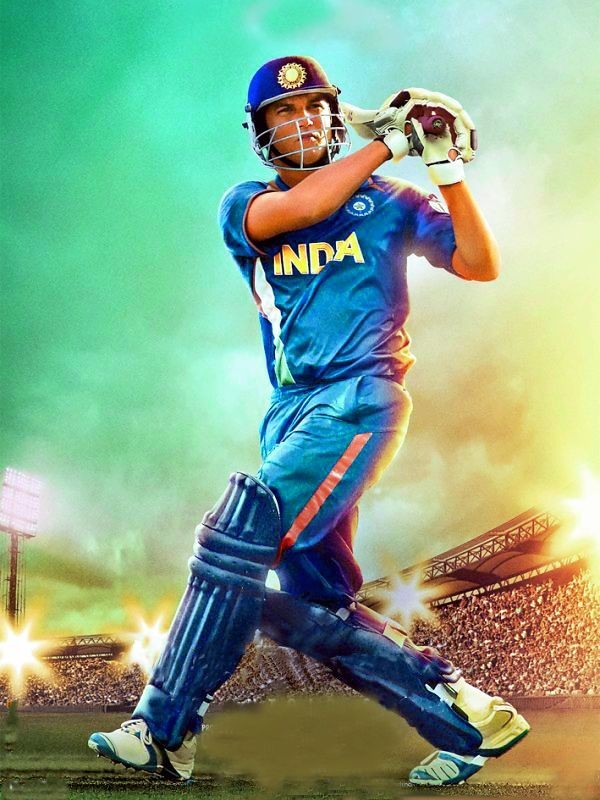M.S. Dhoni: Even cricketer M.S. Dhoni's biopic had Sushant Singh Rajput's face super-imposed into scenes that originally featured Dhoni himself.