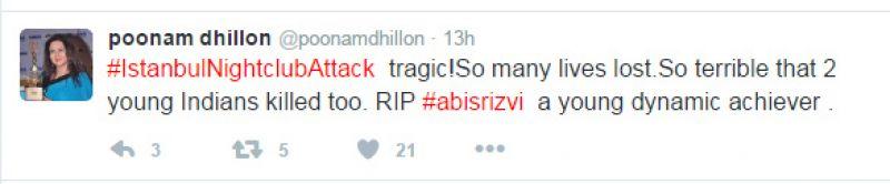 Istanbul terror attack: B-Town convey condolences to producer Abis Rizvi