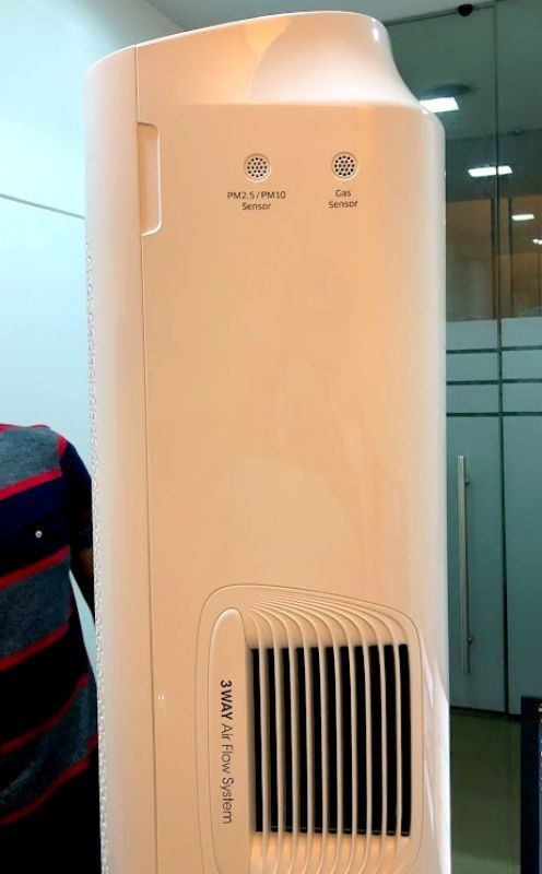 Samsung AX7000 air purifier review