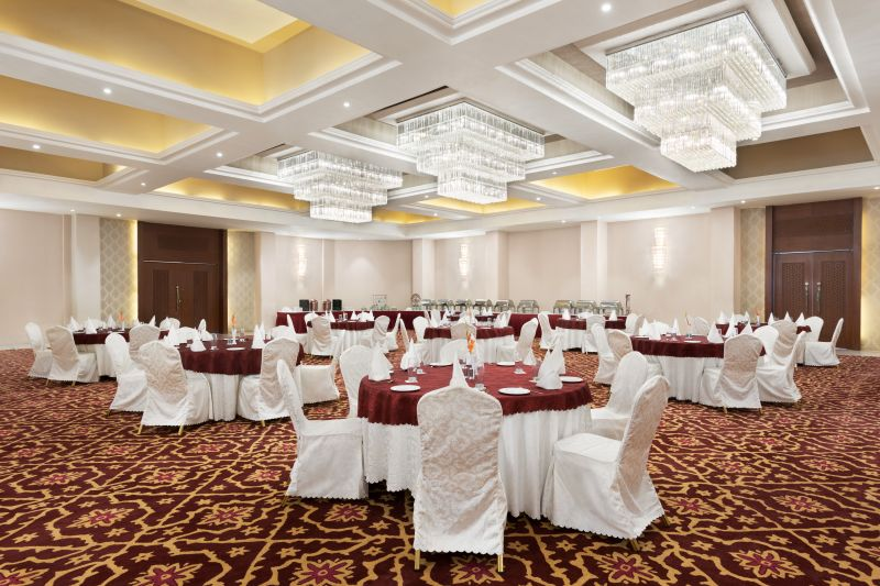 Banquet hall for weddings and events. (Photo: File)