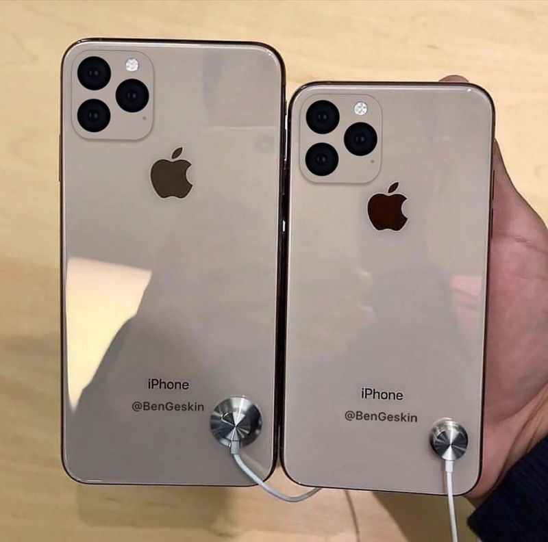 2019 Apple iPhone Ben Geskin
