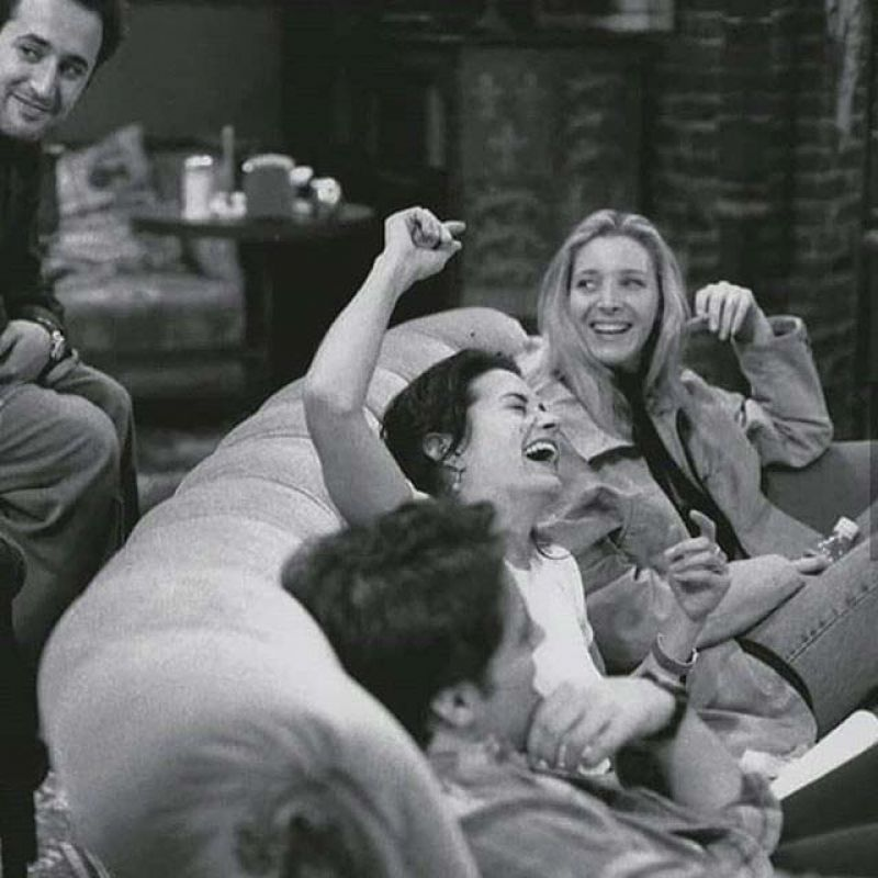 The six characters of the comedy series — Chandler, Phoebe, Ross, Rachel, Monica, and Joey — had their own life struggles.