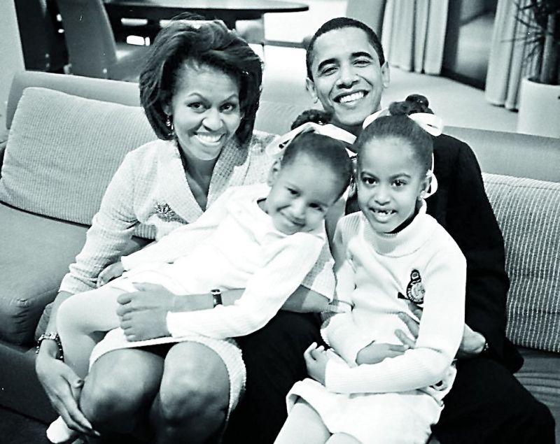 Being Michelle Obama