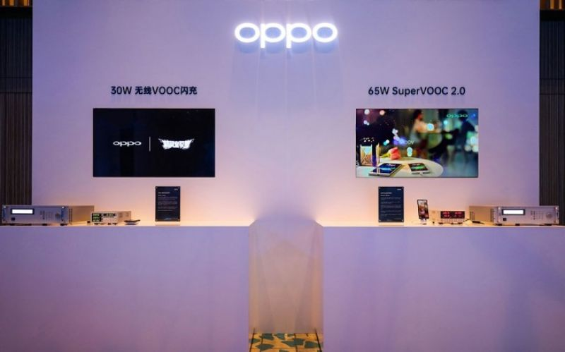 Oppo new charging tech revealed