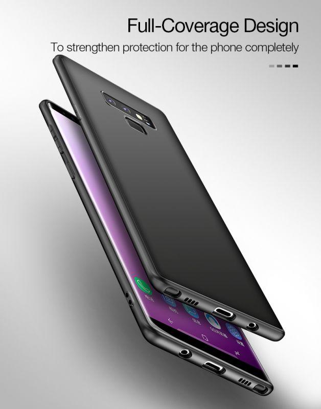 Samsung Galaxy Note 9 case leaks aliexpress