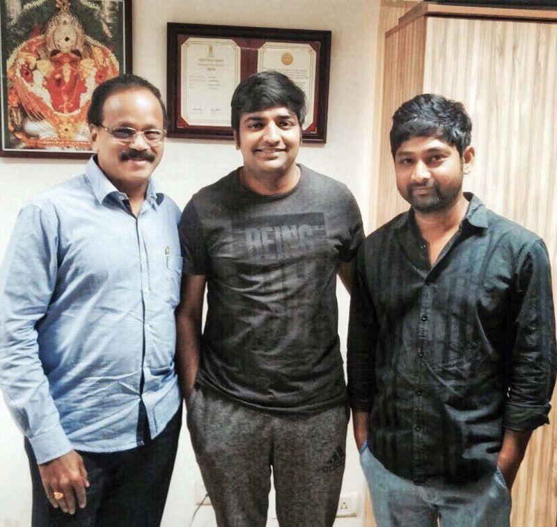 Dhananjayan, Sathish and Thiru