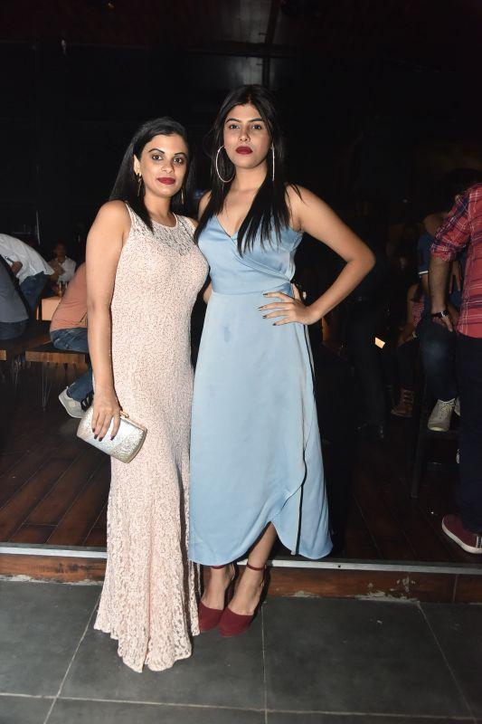 Veena and Puja