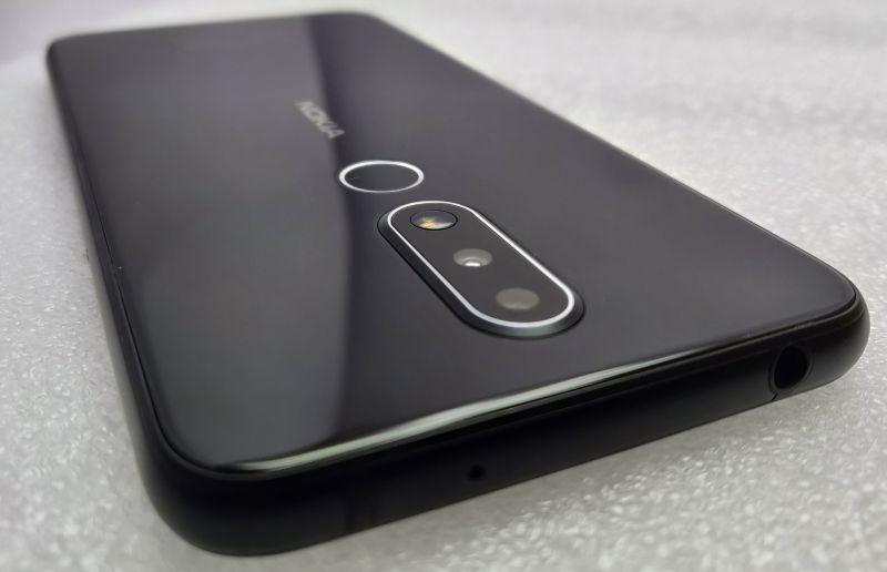 Nokia 6.1 Plus camera sample