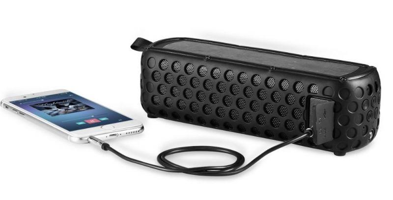 Zoook Solar Speaker