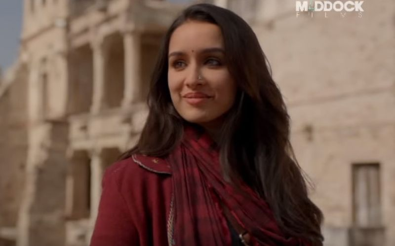 Shraddha Kapoor in 'Stree.'