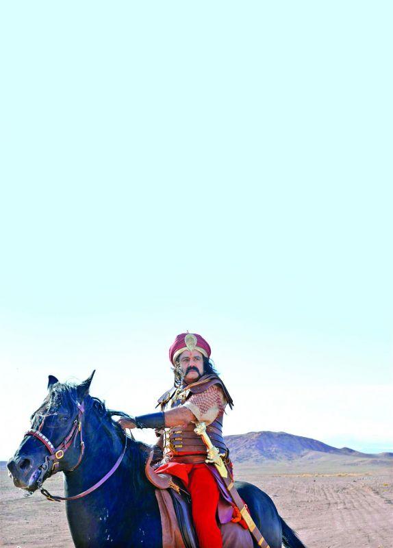 Balakrishna in a still from GPSK