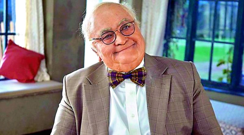 Kapoor and Sons: Bollywood actor Rishi Kapoor was virtually unrecognisable in the film Kapoor and Sons, thanks to the coming together of, both physical and digital make-up artists.