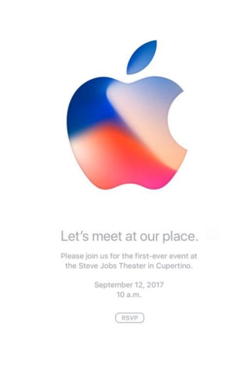 Apple press invite  (Photo: Apple)