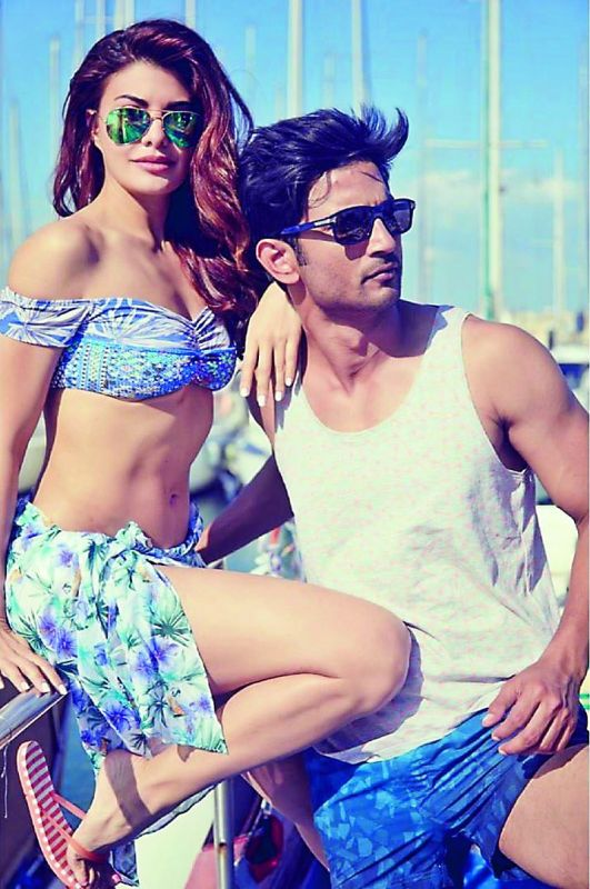 Sushant Singh Rajput gets bold for his next
