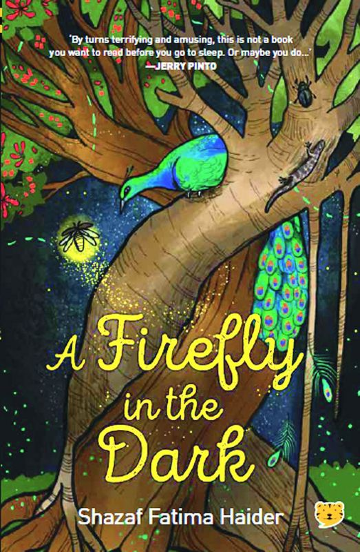 A Firefly in the Dark.
