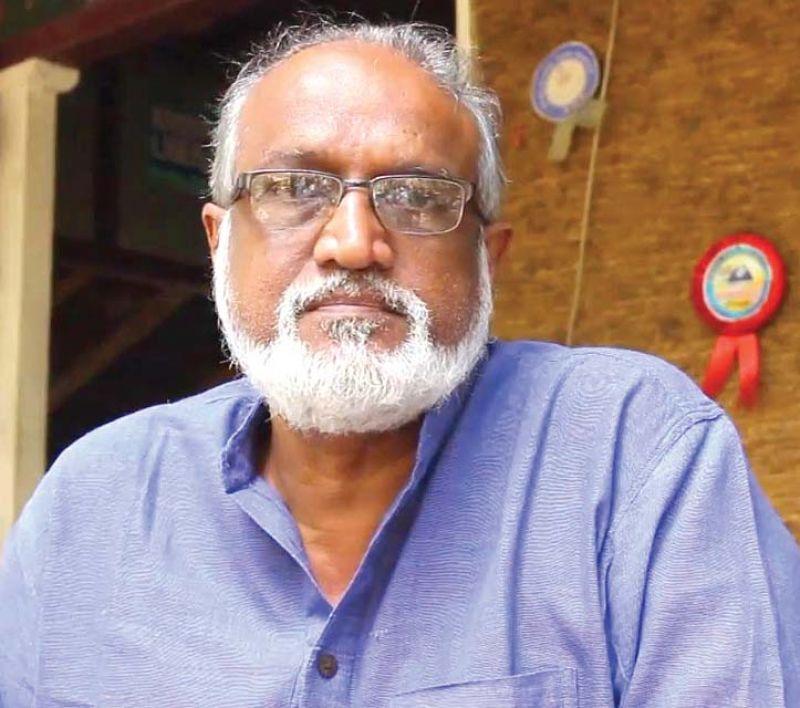 V.K. Sreeraman