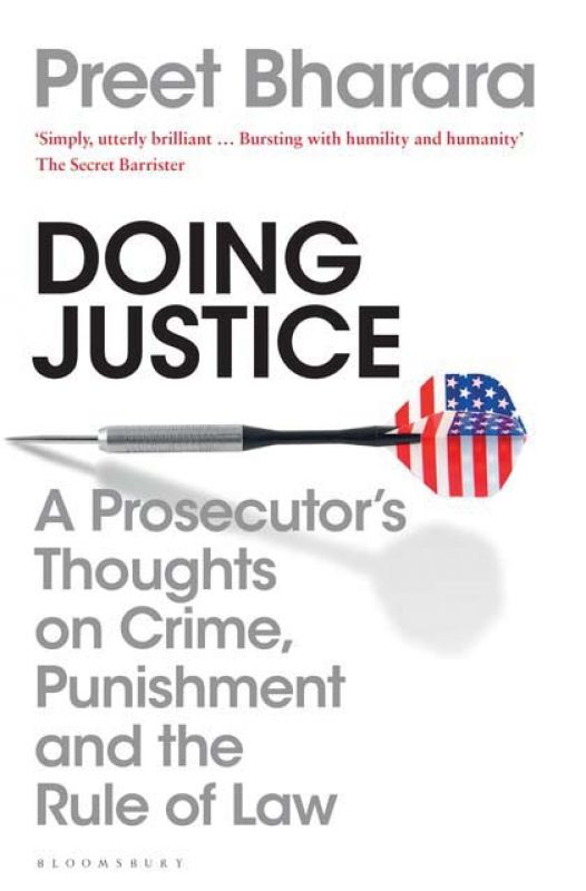 doing justice by Preet Bharara, Publisher: Bloomsbury India,  pp. 368,  Rs 499