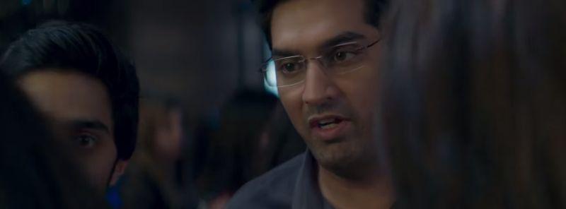 Kunnal Roy Kapur in 'Kaalakaandi'.