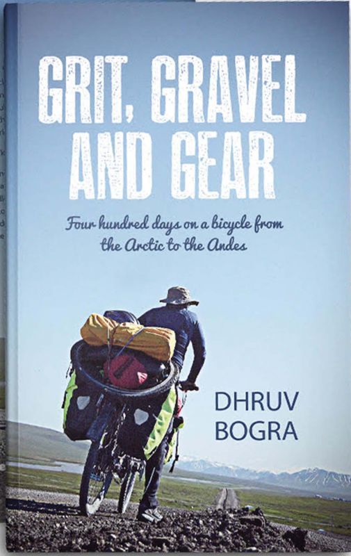 by Dhruv Bogra, Published by The Write Place, Pp. 387, Rs 499