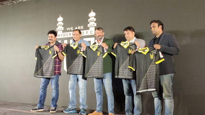 (Photo: Twitter/ Hyderabad FC Fan Zone)