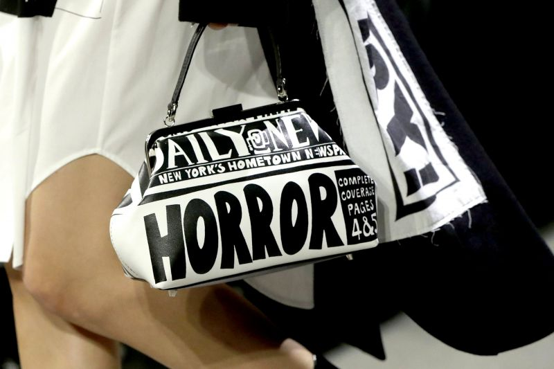 Bold Purse with monochromatic colours. (Photo: AP)