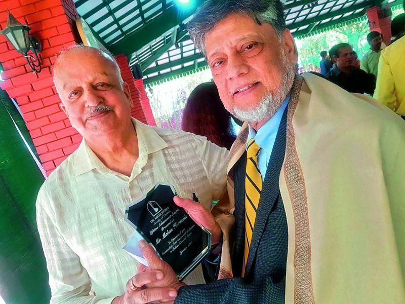 Salim Moinuddin and Mohan Hemmadi