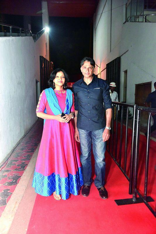 Manjula and Sanjay Swaroop