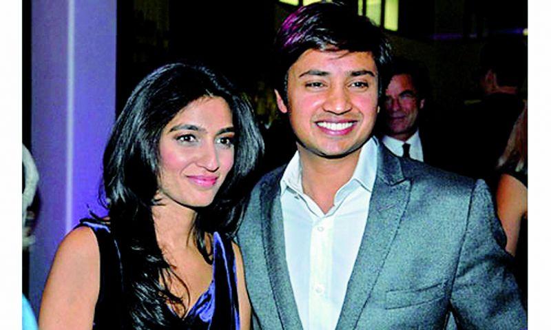 Aditya and Megha Mittal