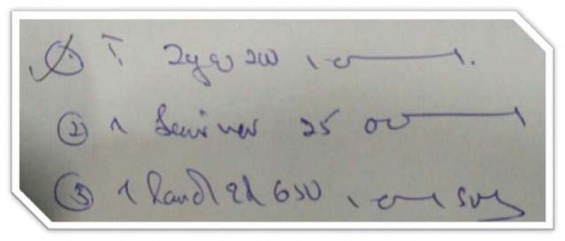 Who can read this handwriting?