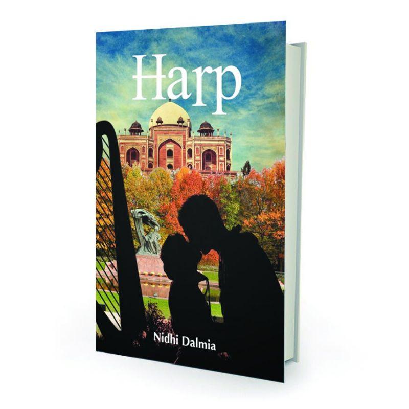 Harp by Nidhi Dalmia Authorsupfront pp.412, Rs 1,046