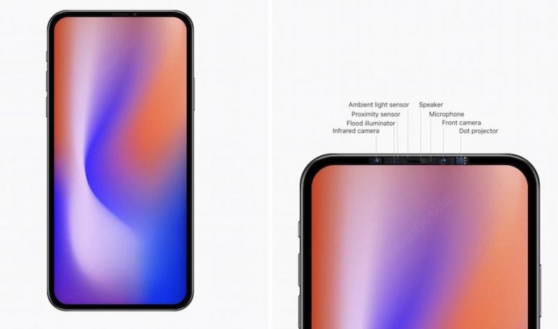 First iPhone 12 renders