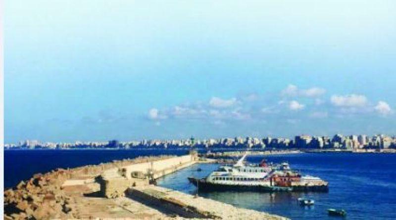 Alexandria on the Mediterranean