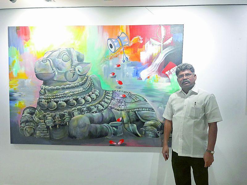 Artist Seshagiri