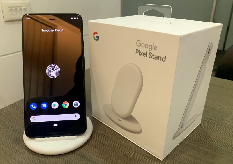 Google Pixel Stand