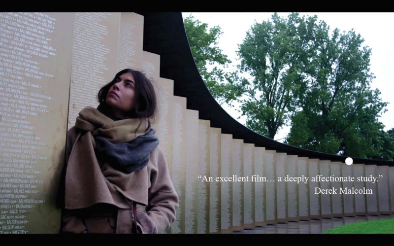 Still from Farewell, My Indian Soldier