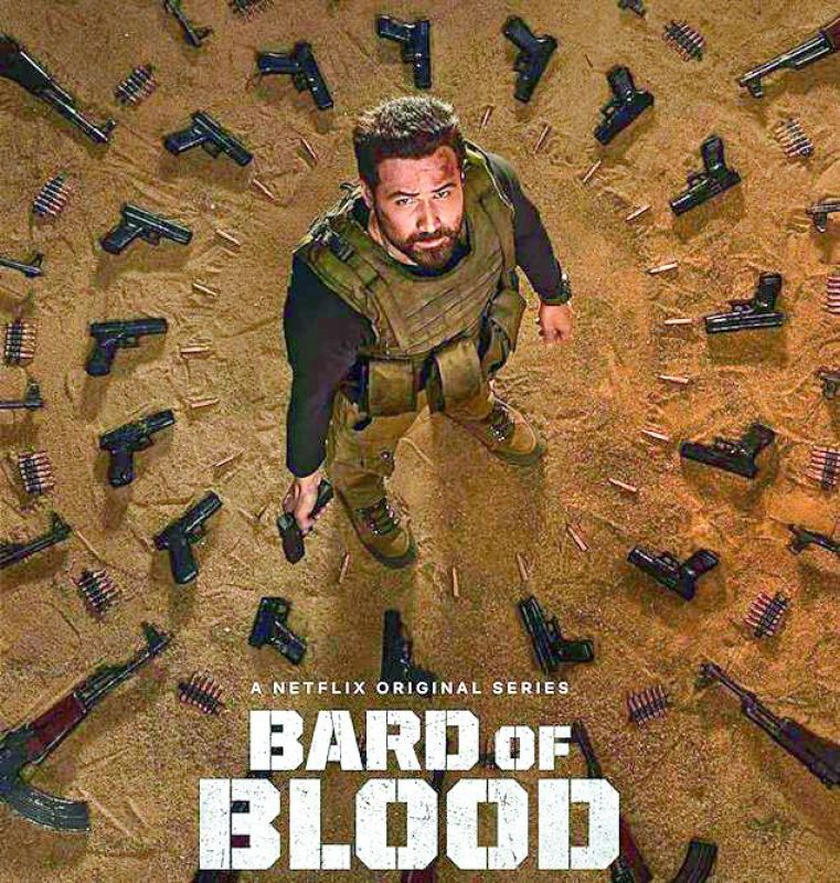 The trailer of Shah Rukh Khan's maiden Netflix venture Bard Of Blood is out.
