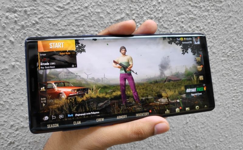 Samsung Galaxy Note 9 (Deccan Chronicle)