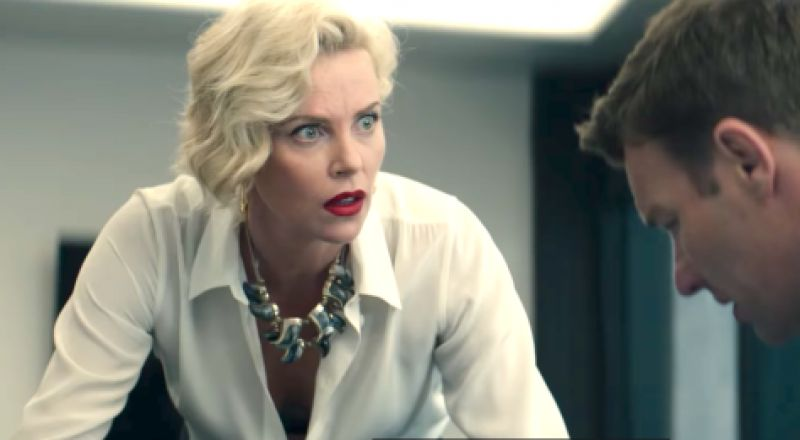 Charlize Theron in 'Gringo'.