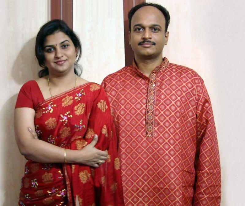 Madhurima Ramakrishna and Ramakrishna Gopal