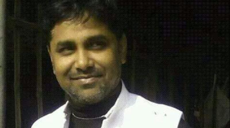 Naveen Gupta (Photo: ANI/ Twitter)