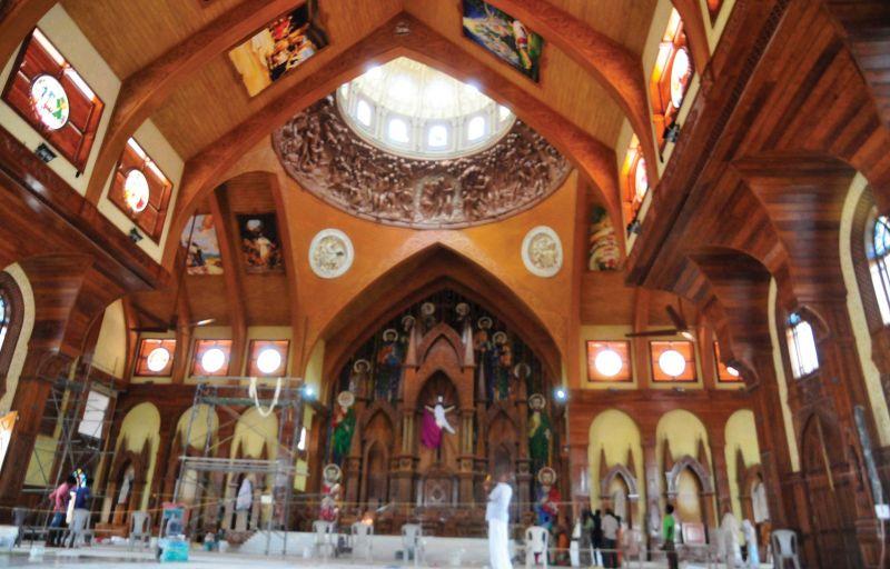 Madre De Deus Church To Reopen Today