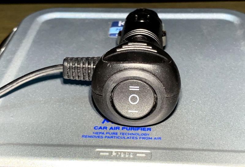 Kent's Magic Hepa Car Air Purifier