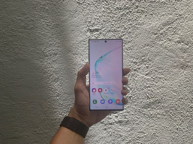 Samsung Galaxy Note 10+ top 5 features