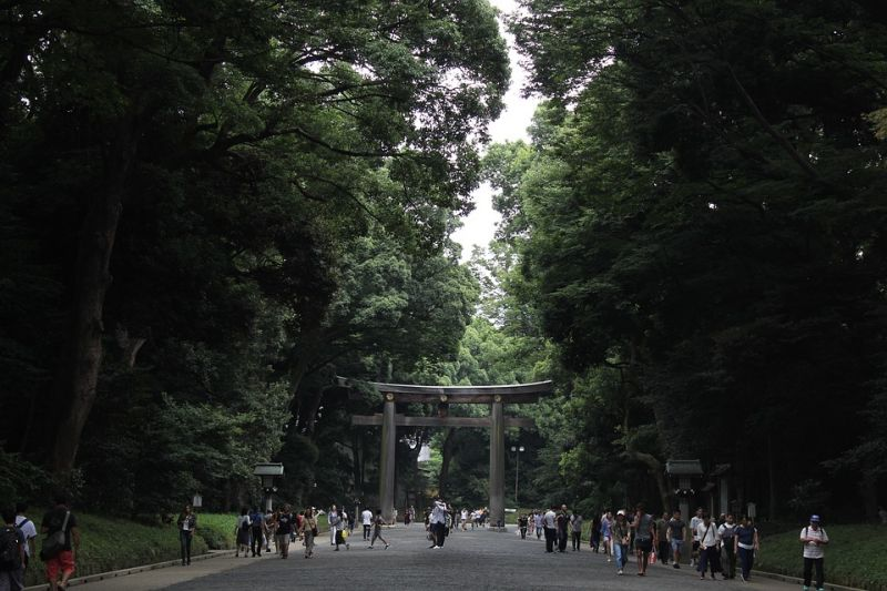 Yoyogi is one of Tokyo's largest and most scenic parks. (Photo: Pixabay)